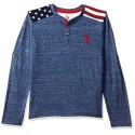 US Polo Association Boy's Regular Fit T-Shirt